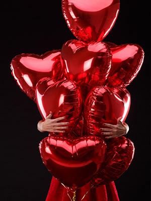Balloons By Shape