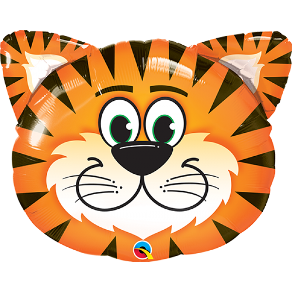 "30"" Tickled Tiger Balloon"