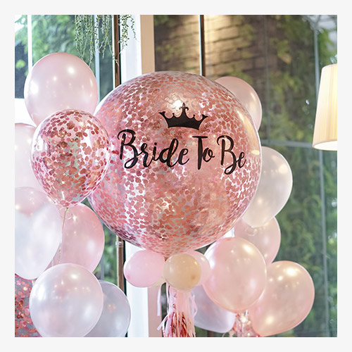 Balloons For Hen Party