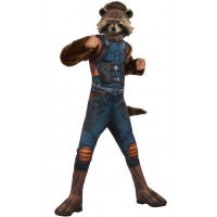 Guardians Of The Galaxy Rocket Raccoon Childrens Costume